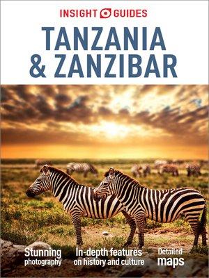 cover image of Insight Guides Tanzania & Zanzibar