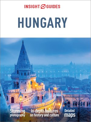cover image of Insight Guides Hungary (Travel Guide eBook)