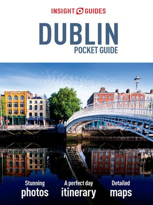 cover image of Insight Guides: Pocket Dublin