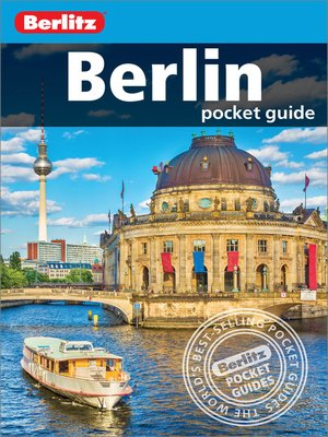 cover image of Berlitz Pocket Guide Berlin