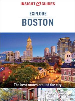 cover image of Insight Guides Explore Boston