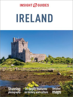 cover image of Insight Guides Ireland (Travel Guide eBook)