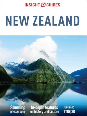 cover image of Insight Guides New Zealand