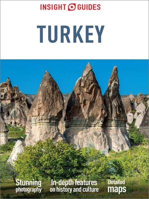 cover image of Insight Guides Turkey (Travel Guide with Free eBook)