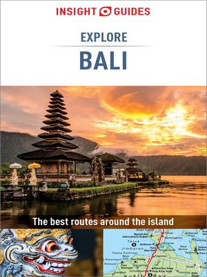 cover image of Insight Guides Explore Bali