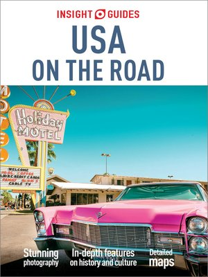 cover image of Insight Guides USA On the Road (Travel Guide eBook)