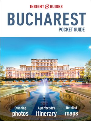 cover image of Insight Guides Pocket Bucharest (Travel Guide eBook)