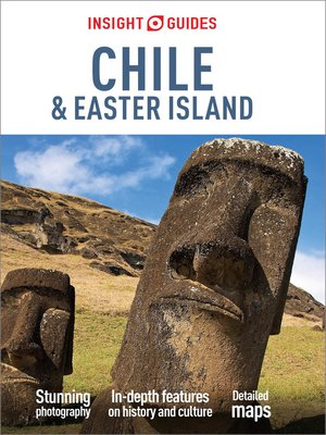cover image of Insight Guides Chile & Easter Islands (Travel Guide eBook)