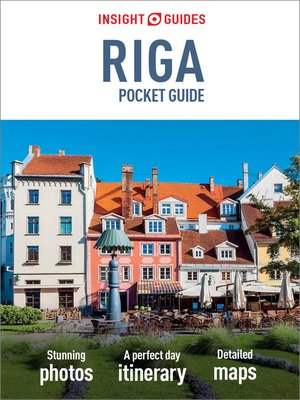 cover image of Insight Guides Pocket Riga (Travel Guide eBook)