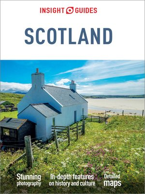 cover image of Insight Guides Scotland (Travel Guide eBook)