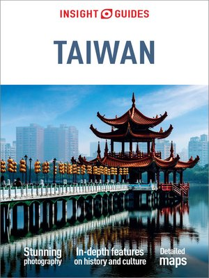 cover image of Insight Guides Taiwan