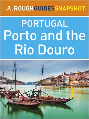 cover image of RG Snapshots Portugal - Porto & the Rio Douro