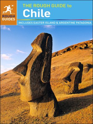 cover image of The Rough Guide to Chile