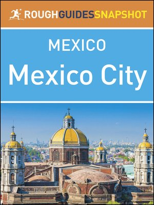 cover image of Mexico - Mexico City