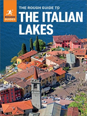 cover image of The Rough Guide to the Italian Lakes (Travel Guide eBook)