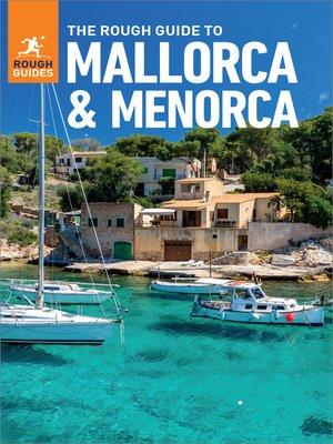 cover image of The Rough Guide to Mallorca & Menorca (Travel Guide eBook)