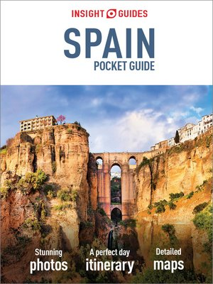 cover image of Insight Guides Pocket Spain (Travel Guide eBook)