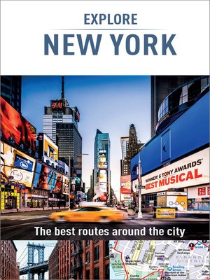 cover image of Insight Guides Explore New York (Travel Guide eBook)