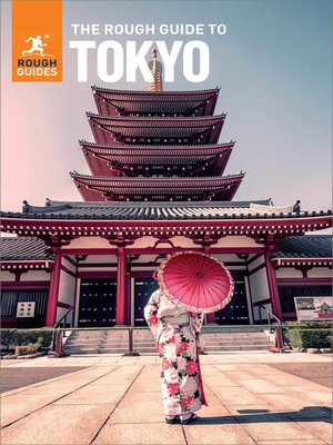cover image of The Rough Guide to Tokyo (Travel Guide eBook)