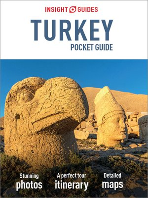 cover image of Insight Guides Pocket Turkey (Travel Guide eBook)