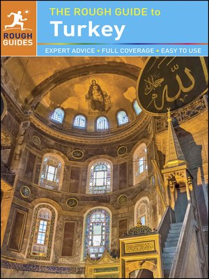cover image of The Rough Guide to Turkey
