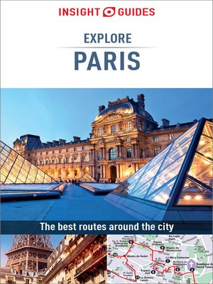 cover image of Insight Guides Explore Paris (Travel Guide eBook)