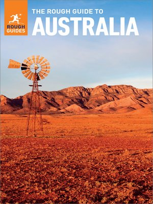 cover image of The Rough Guide to Australia (Travel Guide eBook)