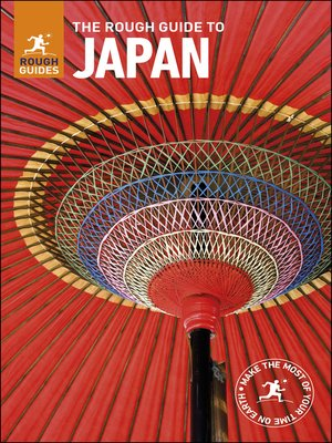 cover image of The Rough Guide to Japan