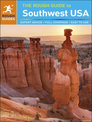cover image of The Rough Guide to Southwest USA