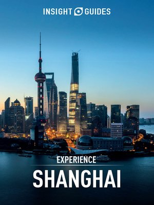 cover image of Insight Guides: Experience Shanghai