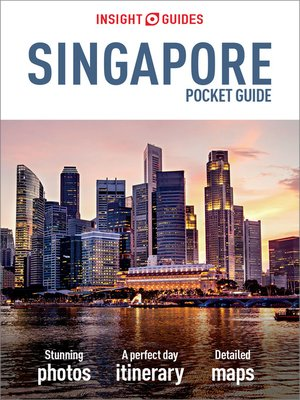 cover image of Insight Guides Pocket Singapore