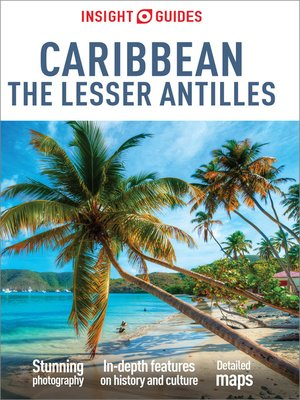 cover image of Insight Guides Caribbean