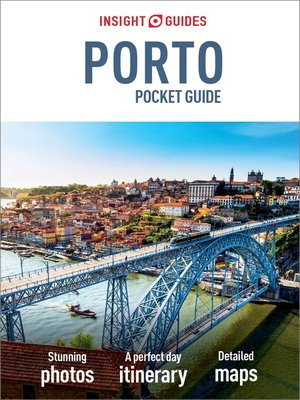 cover image of Insight Guides Pocket Porto (Travel Guide eBook)