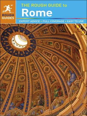 cover image of The Rough Guide to Rome