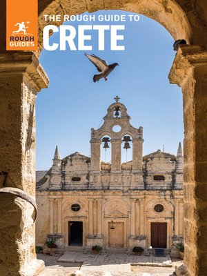 cover image of The Rough Guide to Crete (Travel Guide eBook)