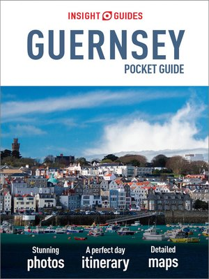 cover image of Insight Guides Pocket Guernsey