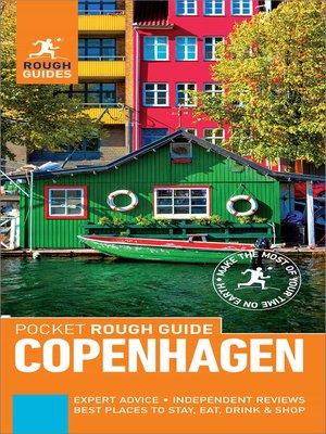 cover image of Pocket Rough Guide to Copenhagen (Travel Guide eBook)