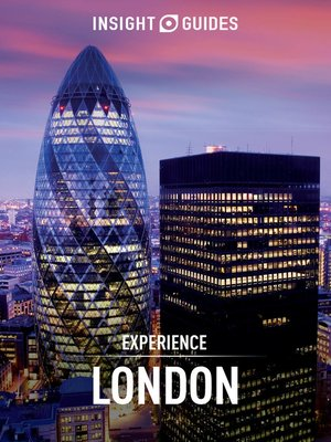 cover image of Insight Guides: Experience London