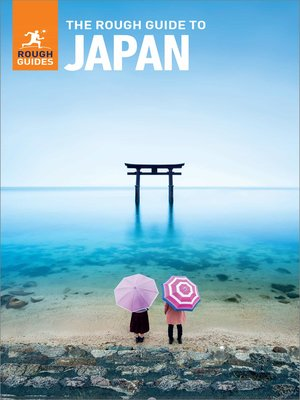 cover image of Rough Guide to Japan (Travel Guide eBook)