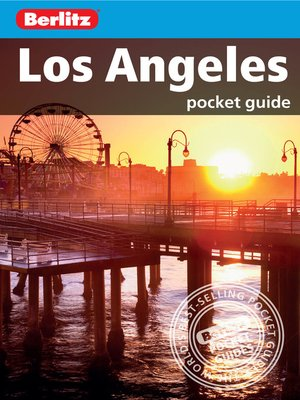 cover image of Berlitz: Los Angeles Pocket Guide