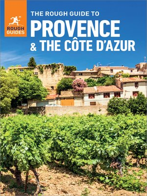 cover image of The Rough Guide to Provence & Cote d'Azur (Travel Guide eBook)