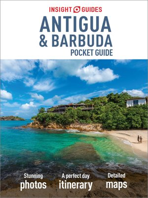 cover image of Insight Guides Pocket Antigua & Barbuda (Travel Guide eBook)