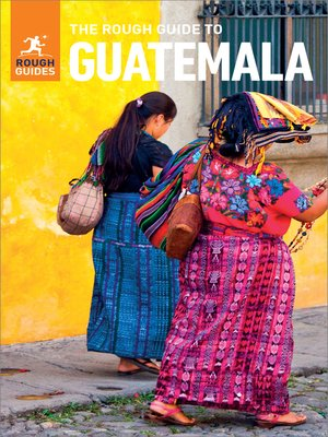 cover image of The Rough Guide to Guatemala (Travel Guide eBook)