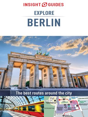cover image of Insight Guides: Explore Berlin
