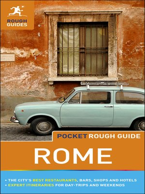 cover image of Pocket Rough Guide Rome