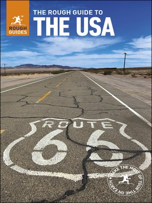 cover image of The Rough Guide to the USA