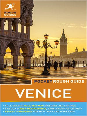 cover image of Pocket Rough Guide Venice