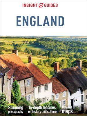 cover image of Insight Guides England (Travel Guide eBook)