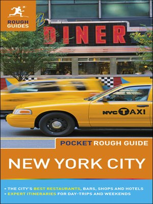 cover image of Pocket Rough Guide New York City