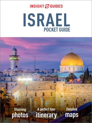 cover image of Insight Guides Pocket Israel (Travel Guide eBook)